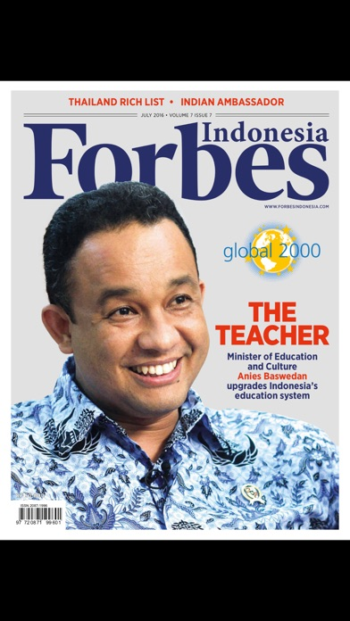 Forbes Indonesia iPhone