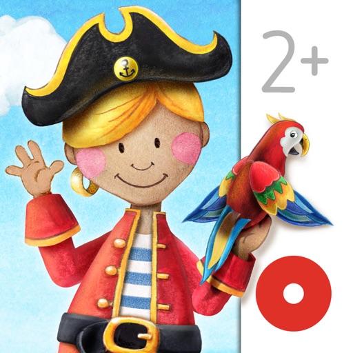 Tiny Pirates - Kids' Activity App