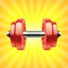 Rutina de ejercicios - ejercicios en casa / gym / gimnasio / bajar de peso / para tonificar