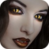 Vampire Eye Color Changer - Red Eye Remover to Create Scary Eye Color Effect for Instagram
