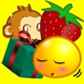 Emoji Keyboard - Color Stickers & Text Fonts for Messenger icon