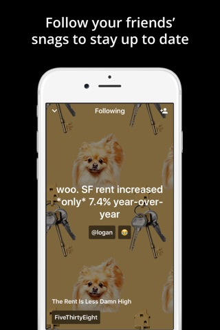 Snag - Browse Thoughtfully screenshot 3