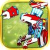 恐龙世界林龙车甲兽-单机游戏大全免费益智