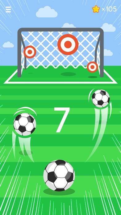 Ketchapp Football Screenshot