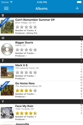 Music Collector Database Pro screenshot 4