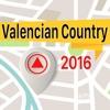 Valencian Country 離線地圖導航和指南