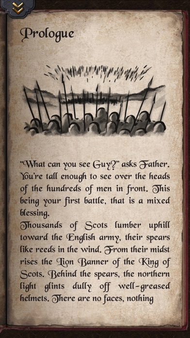 Crusader Kings: Chronicles Screenshot