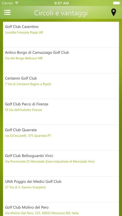Screenshot of Golfimpresa2