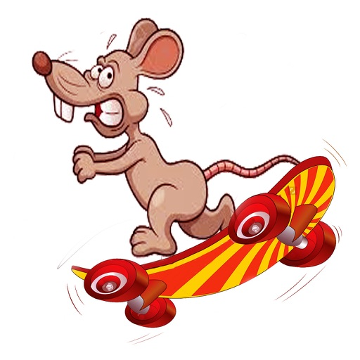Rat Peep Skating iOS App