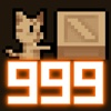 Cat's push box 999: Push box to transport puzzle game