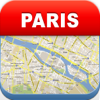 Paris Offline Map - Metro City Airport