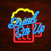 Drink 'Em Up - The World's Best Drinking Game