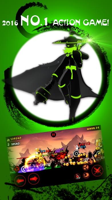 League of Stickman - Ninja Screenshots