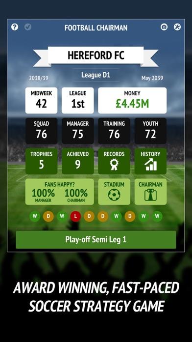 Football Chairman Pro - Build a Soccer Empire Screenshots