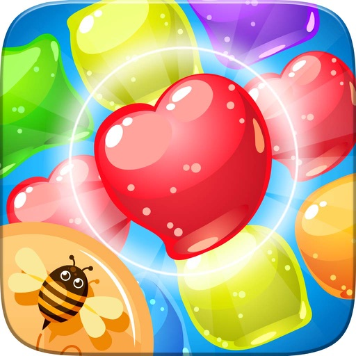 Amazing Candy Link Match Sweet Legend - Puzzle Games Blast Star Connect Free Edition iOS App