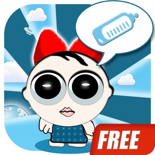 Gravity Baby Free iOS App