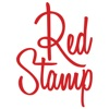 Red Stamp Cards icon