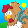 Smart puzzles for kids learning to read - toddlers educational games and children's preschool +