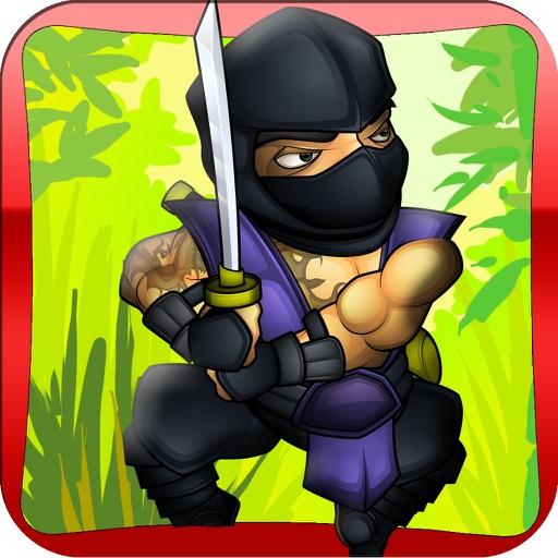 Mega Ninja Super Fatal Game iOS App