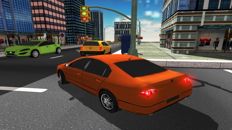 Real Car Parking Simulator 3d Luxury Cars Driving Parking Test