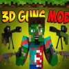 NEW FLANS ( WEAPON ) MOD : AK-47 , M-16, AIRPLANES FOR MINECRAFT PC - GUIDE