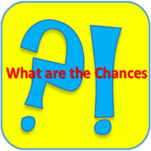 What are the chances  app game iOS App