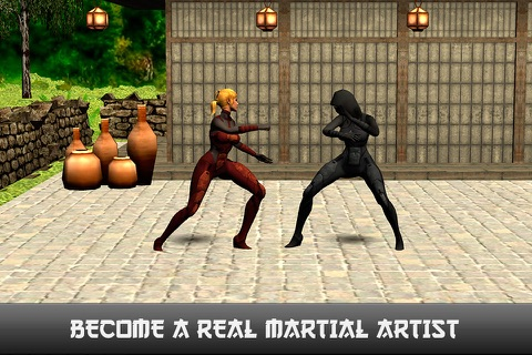 Ninja Revenge: Kung Fu Fighting screenshot 4