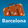 Barcelona offline map and free travel guide