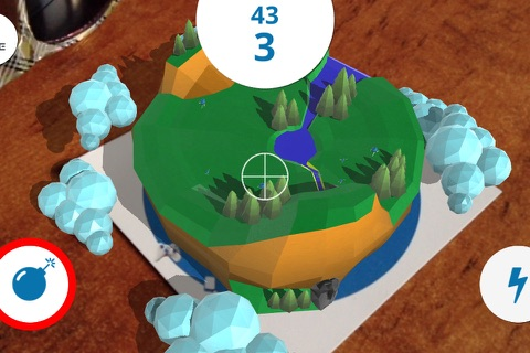 Lune island screenshot 1