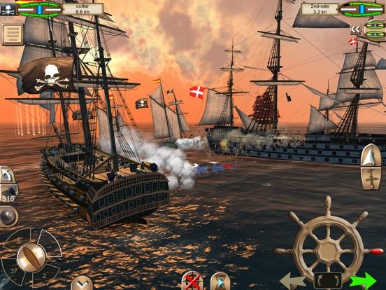 The Pirate: Caribbean Hunt на iPad