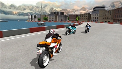 Screenshot of Moto Corse Gioco1