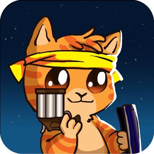 Blocky Cat In Geometry World - Escape The Shape iOS App