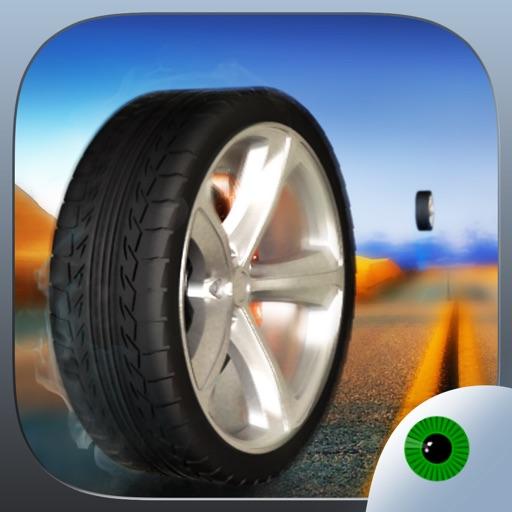 竞速轮胎:GraviTire 3D