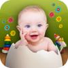 El rostro del futuro bebé: haz un bebé y elige un nombre mientras estás embarazada (stand para bebés) !