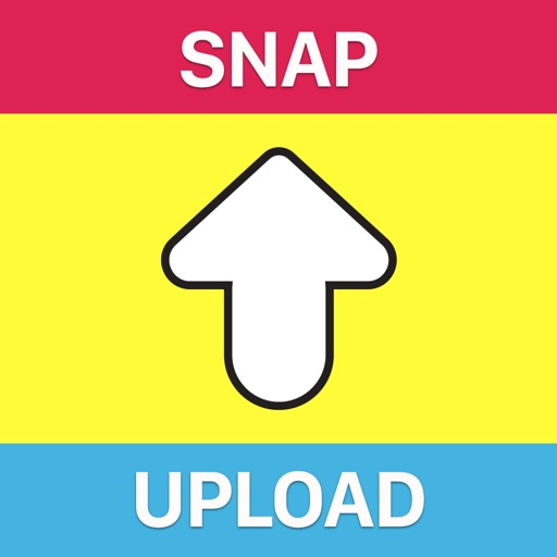 Snap Upload Free for Snapchat – Upload Photos & Videos from Your Camera Roll iOS App