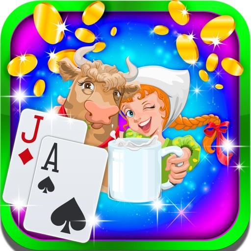 Farm Chicken Blackjack iOS App