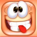 Lustige Aufkleber für Bilder – Foto.s Bearbeiten App mit Emoji.s und Stampel icon