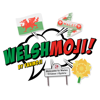 Fanmoji Ltd - Welshmoji - Welsh emoji sticker keyboard! artwork