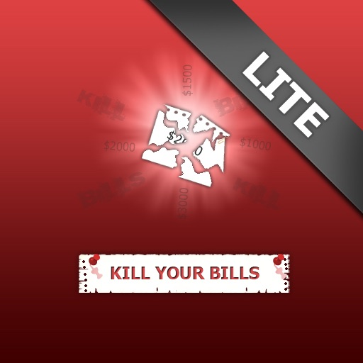 Kill Your Bills Lite iOS App