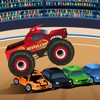 Monster Trucks Game for Toddlers and Kids
