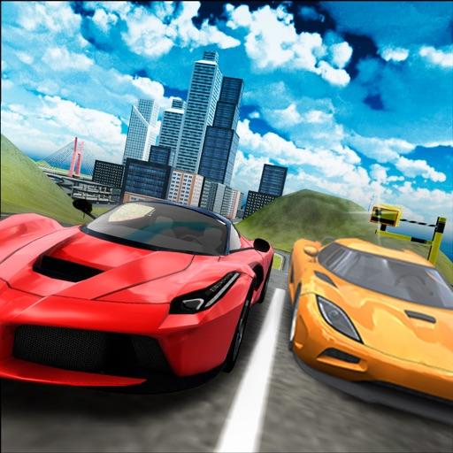 Extreme Car Driving Racing Simulator 2015 Free Game Par