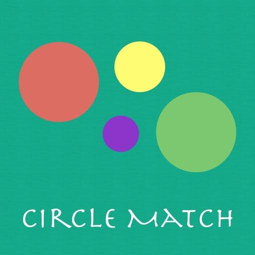 Match the circle iOS App