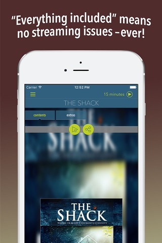 The Shack — by William P. Young screenshot 1