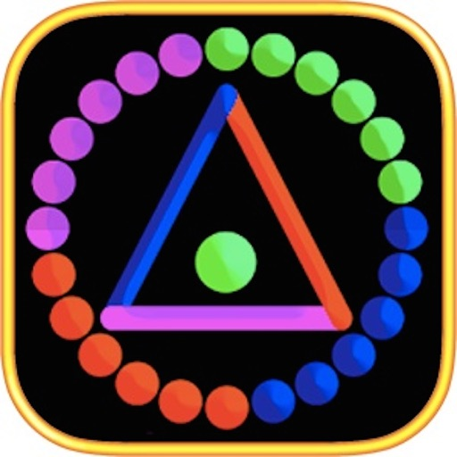 Color Cross Ball Switch Up iOS App