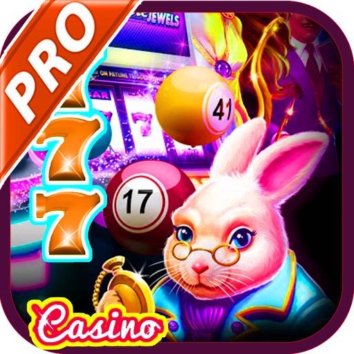 Triple Fire Casino Slots: Free Slot Of Get Well Free Games HD ! iOS App