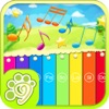 Tiny toys Xylophone musical instrument - kids music game free