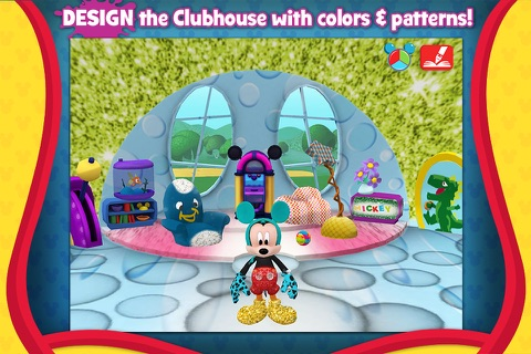 Mickey Mouse Clubhouse - Color & Play screenshot 3