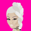 Glamroks, LLC - ChyMoji by Blac Chyna  artwork