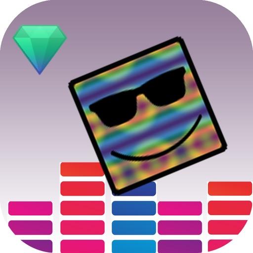 Geometry Jump - Techno iOS App