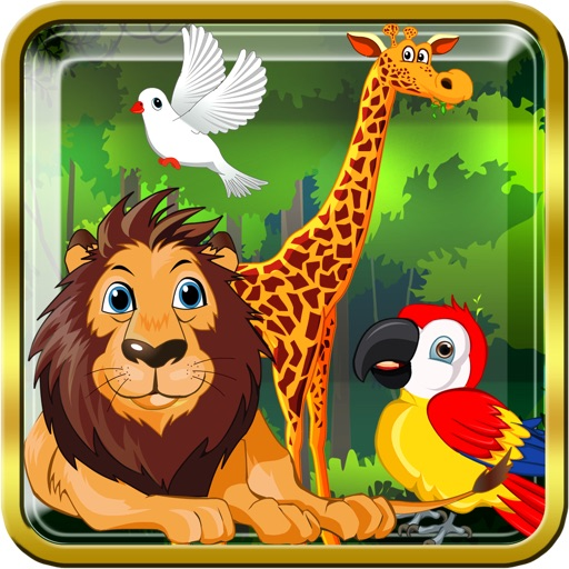 Jungle Safari Explorer – Interactive Learning Game To Recognize Animal And Bird Names And Shapes For Preschool Kindergarten Kids & Primary Grade School Children iOS App
